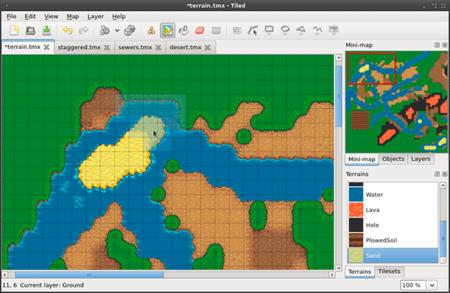 Tiled Map Editor, el editor de mapas libre
