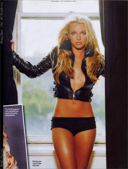Queremos que vuelva la Britney de la foto