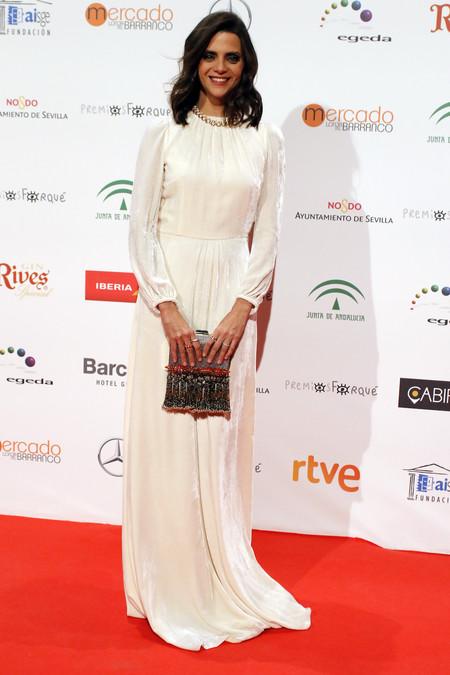 Premios Jose Maria Forque Macarena Gomez