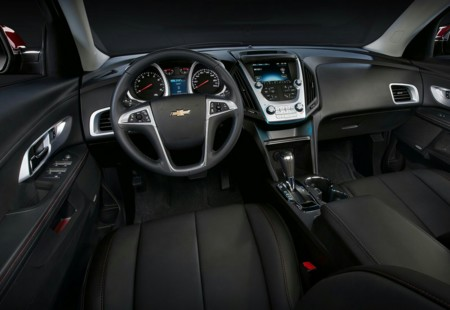 Chevrolet Equinox 2016 2
