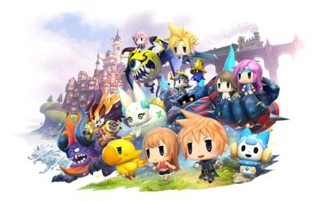Esto es todo lo que sabemos sobre World of Final Fantasy, el Pokémon de Square Enix