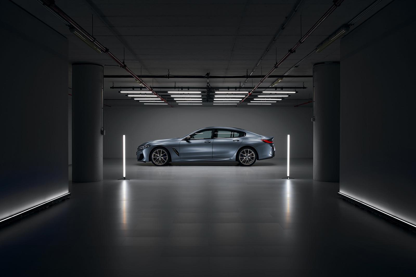 Foto de BMW Serie 8 Gran Coupé (presentación) (65/159)