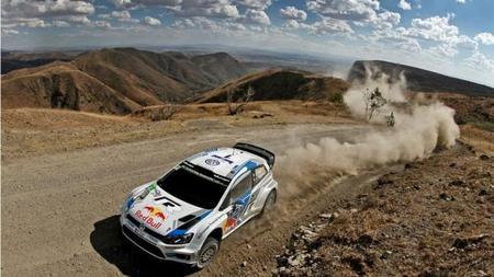 WRC: EL Rally de México pone a prueba a Sébastien Ogier