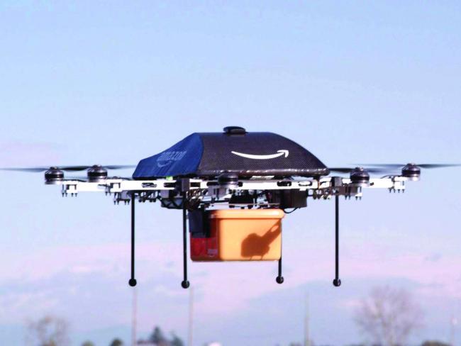 0411 Amazon Drone