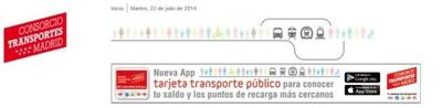 La Comunidad de Madrid ya tiene la nueva tarjeta de abono transporte para mayores de 65 años