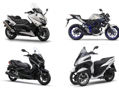 Más promociones en Yamaha: descuentos, escapes y seguro gratis