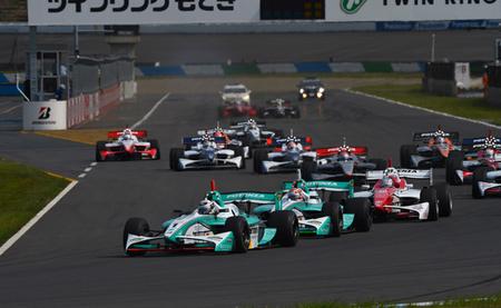 El Dallara SF14 traerá un soplo de aire fresco a la Super Fórmula de cara a 2014