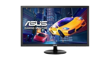 Asus aumenta su catálogo de monitores gaming ahora en el la gama básica con el Asus VP228QG