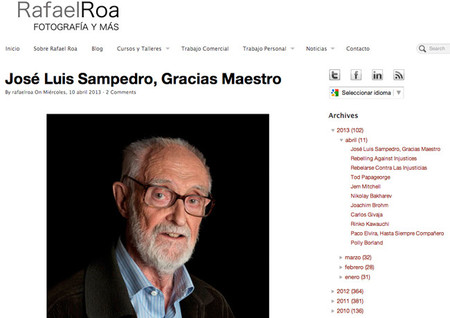 Blog de Rafael Roa