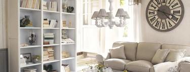 11 propuestas de Maisons du Monde para organizar los libros de acuerdo con el estilo decorativo