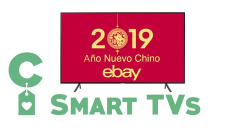 Año nuevo chino 2019: las mejores ofertas en Smart TV en eBay