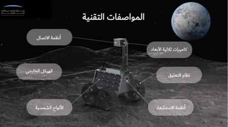 Emiratos Arabes Luna