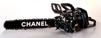 Tom Sachs y Chanel