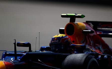 Red Bull reacciona y Mark Webber obtiene el mejor tiempo en los terceros libres del Gran Premio de Hungría