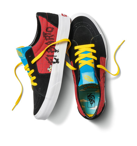Fa20 Lifestyle Vn0a4uuk17a Vansxthesimpsons Sk8low Elbarto