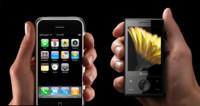 HTC Diamond VS iPhone