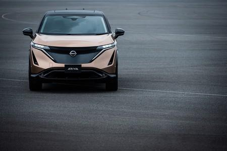 ¡Ya está aquí! El Nissan Ariya es un nuevo SUV eléctrico con hasta 389 CV y 500 km de autonomía para medirse con el Tesla Model Y