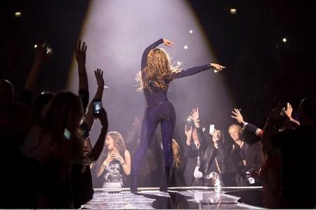 El culete de Beyoncé se mira... ¡pero no se toca!