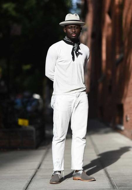 El Mejor Street Style De La Semana Adopta El Blanco Para Recibir La Primavera 01