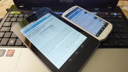 Las tablets son las reinas de las ventas del m-commerce