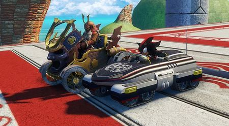Locurón al ver los corredores exclusivos del 'Sonic & All-Stars Racing Transformed' de PC