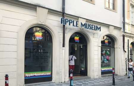 Museo de Apple en Praga