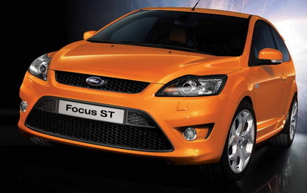 Ford Focus ST 2008, posible foto oficial