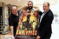 Película Omnívoros, un thriller sobre las cenas clandestinas