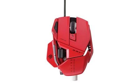 ¿Necesitas un nuevo ratón gaming? En PCComponentes, esta semana, tienes el MadCatz R.A.T. 7 por 55,95 euros