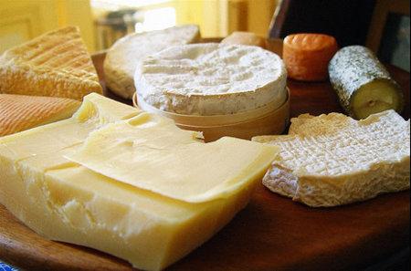 Los quesos: ¿una ayuda para adelgazar?