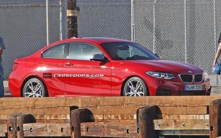 BMW Serie 2 Coupé, debut oficial el próximo 25 de octubre