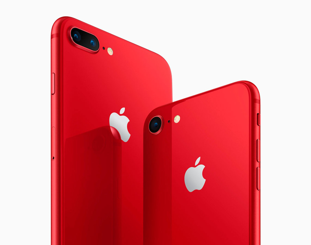 Iphone Red 8