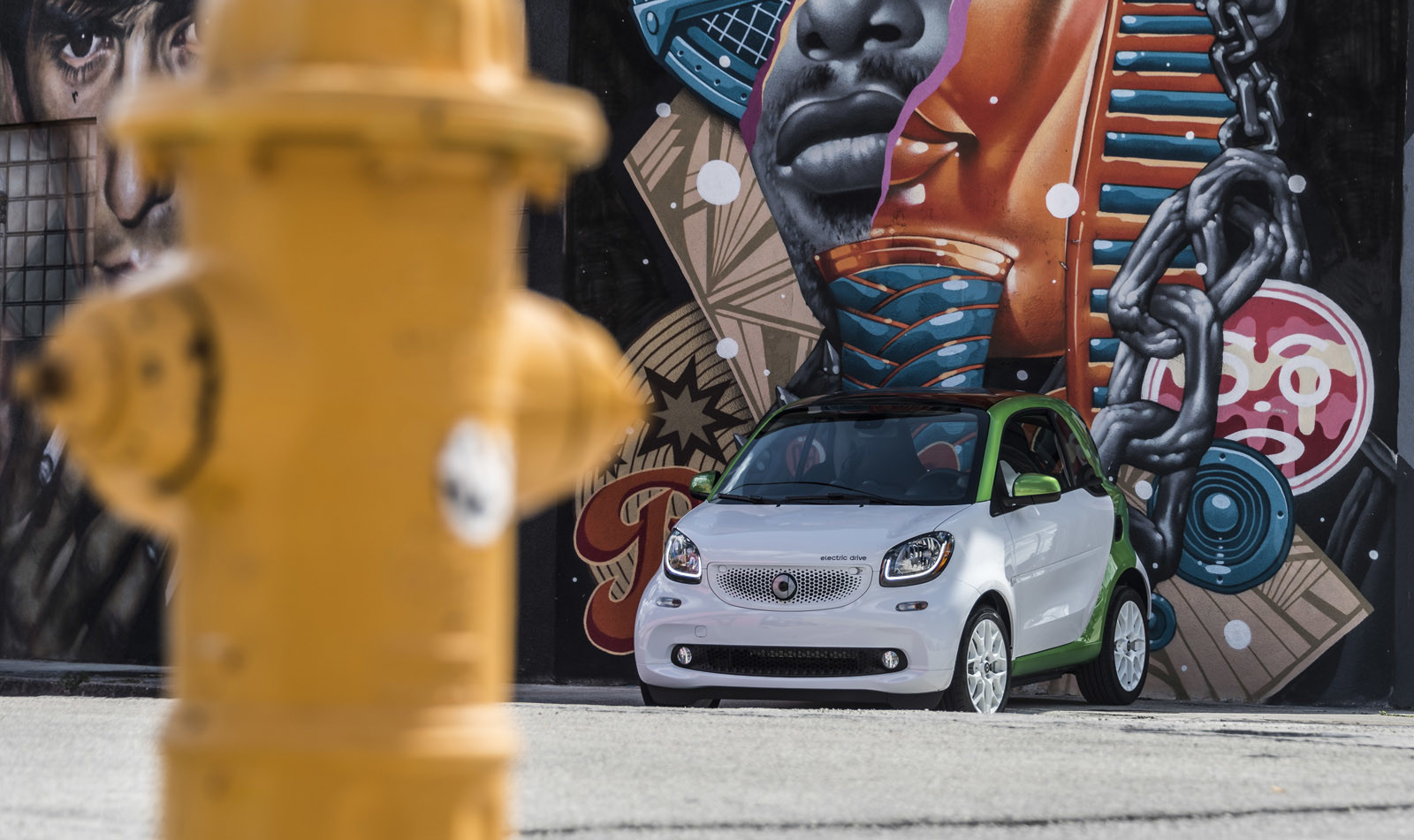 Foto de smart fortwo Electric Drive, toma de contacto (108/313)
