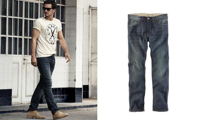 Pantalon vaquero H&M
