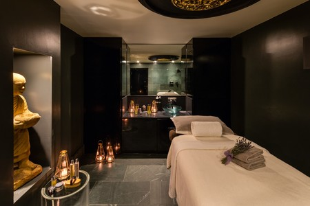The May Fair Spa Treatment Room