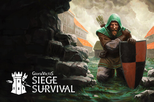 Primeras horas con la estrategia de Siege Survival, o cómo sobrevivir a un asedio vikingo a base de comer cocido de rata y quemar cadáveres
