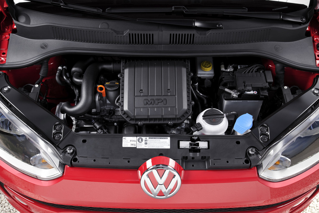 Foto de Volkswagen Up! (38/75)