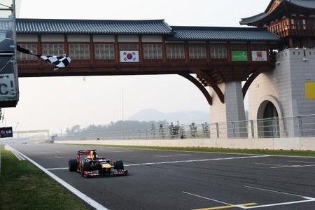 Corea puede seguir los pasos del Gran Premio de India