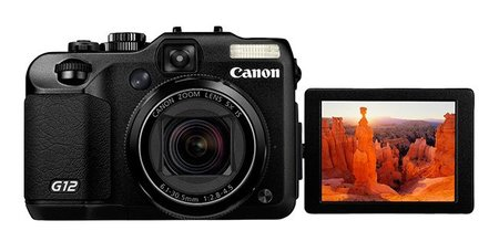 Nueva Canon Powershot G12