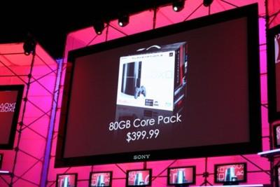 Sony rebaja la PS3 en 100 dólares