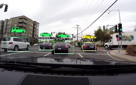 Coche conectado con otros coches