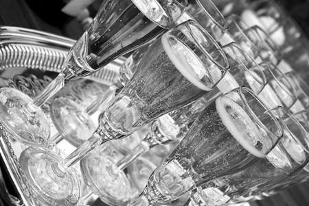 Se acaba el champagne en Wall Street