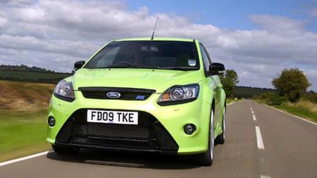 Ford Focus GGR RS370, un arrugador de asfaltos