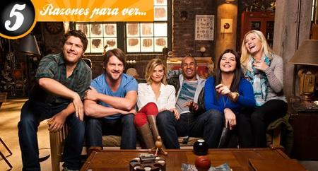 Cinco razones para ver 'Finales felices' ('Happy Endings')