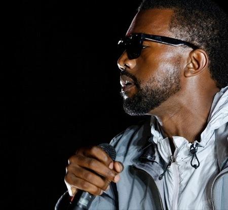 Kanye West cara
