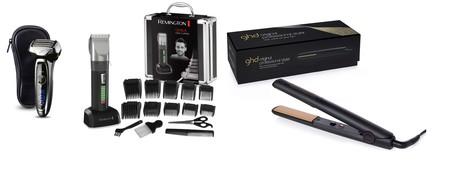 3 ofertas del día en belleza: plancha GHD Styler, afeitadora Panasonic y cortapelos Remington muy rebajados