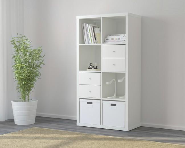 Ikea Estanteria Kallax