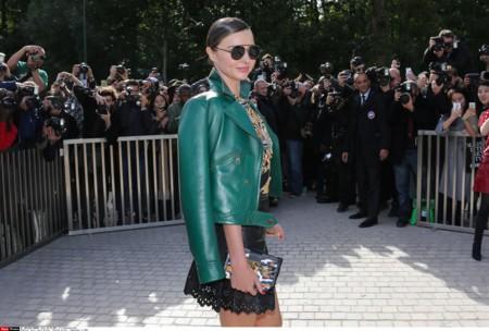 Las invitadas 'vip' que no han querido perderse el desfile de Louis Vuitton