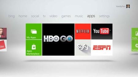 Xbox Apps Ui 3