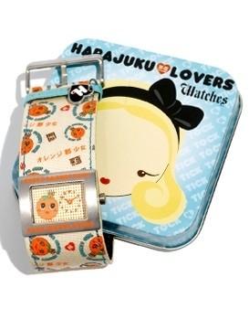 Gwen Stefani también diseña (relojes)